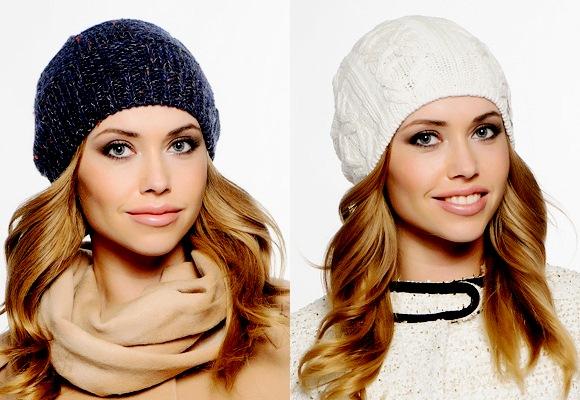 112 Связать женскую шапку для осени