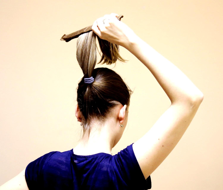 Фиксатор для волос своими руками 96
