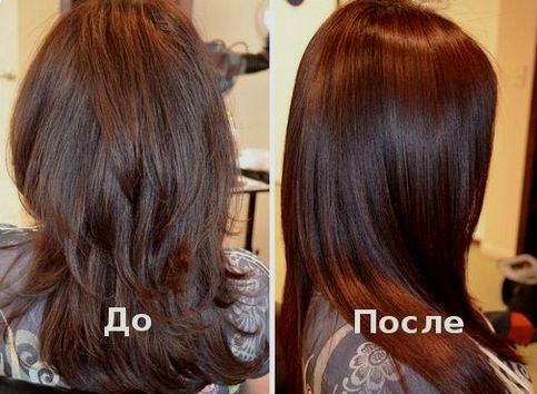 Косметологические процедуры для восстановления волос