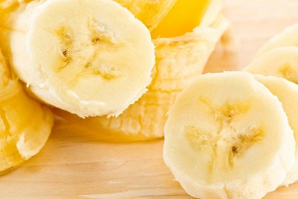 маска для лица из кожуры банана