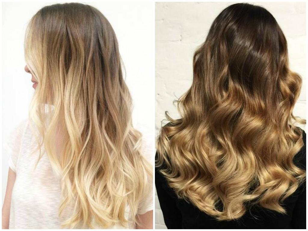 Окрашивание волос в два цвета. Процедура окрашивания в два цвета дома