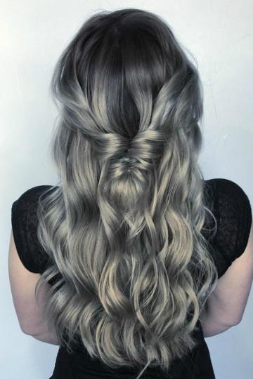 Окрашивание и цвет волос