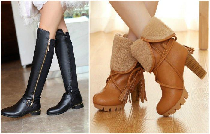 Модная женская обувь осень 2020