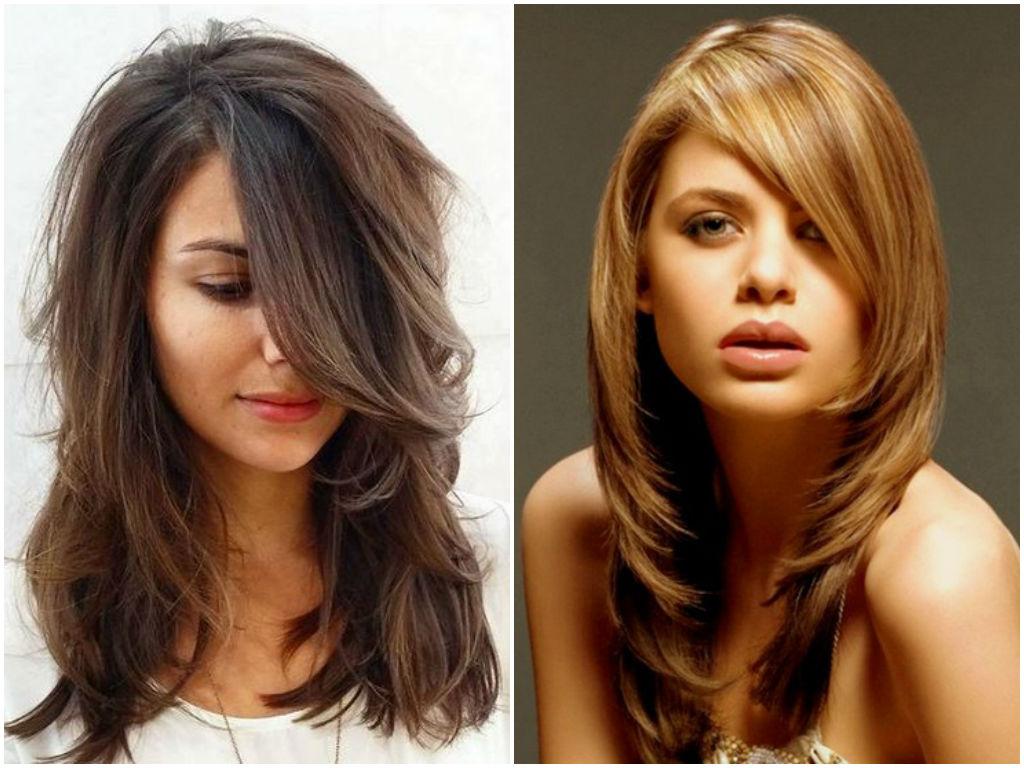 Преимущества стрижки каскад для обладательниц длинных волос