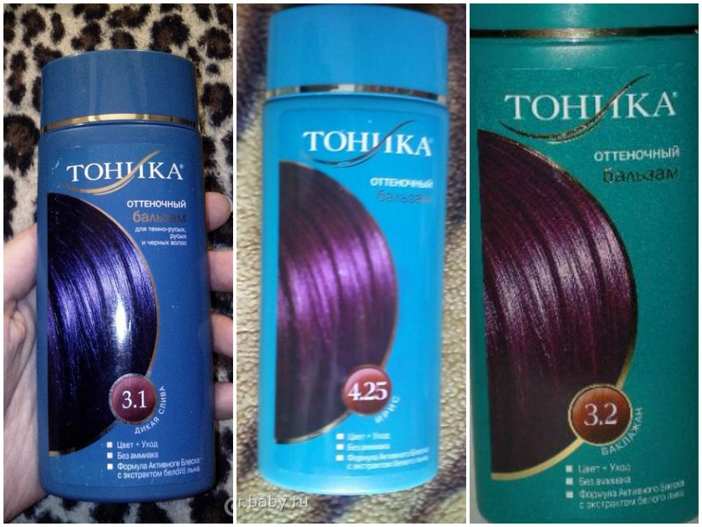 тоника для волос фото до и после