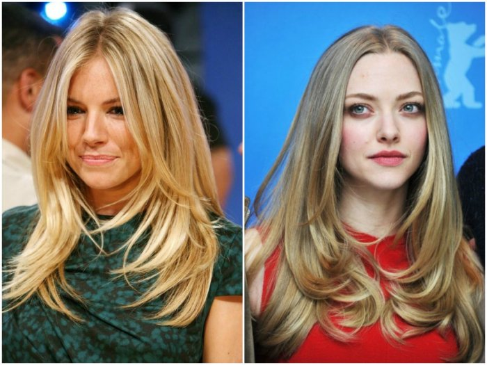 Стрижка волос Лесенка: фото-новинки