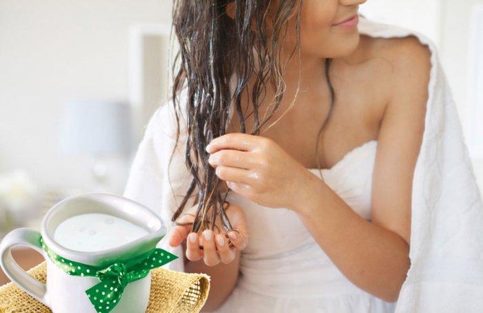 Маска для волос из горчицы. рецепт