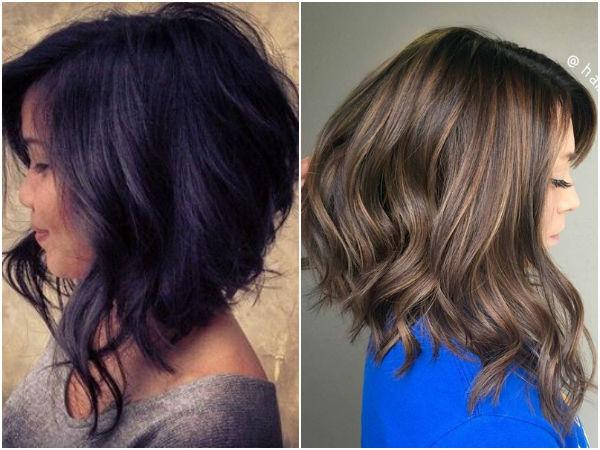 Стрижки на длинные волосы 2017 женские боб