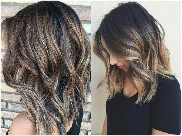 окраска волос шатуш фото