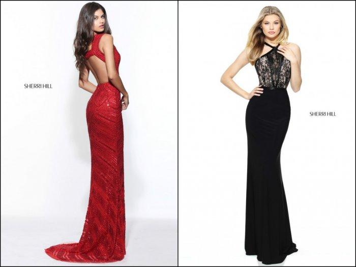 da01e6465f0 Модные вечерние платья 2019