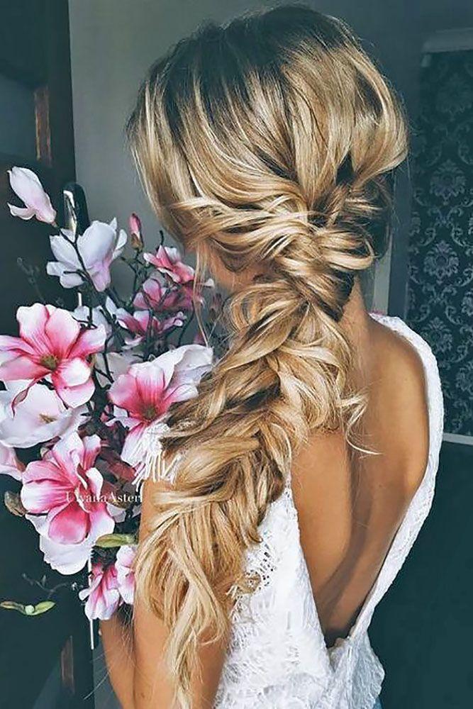 красивые прически на светлые волосы
