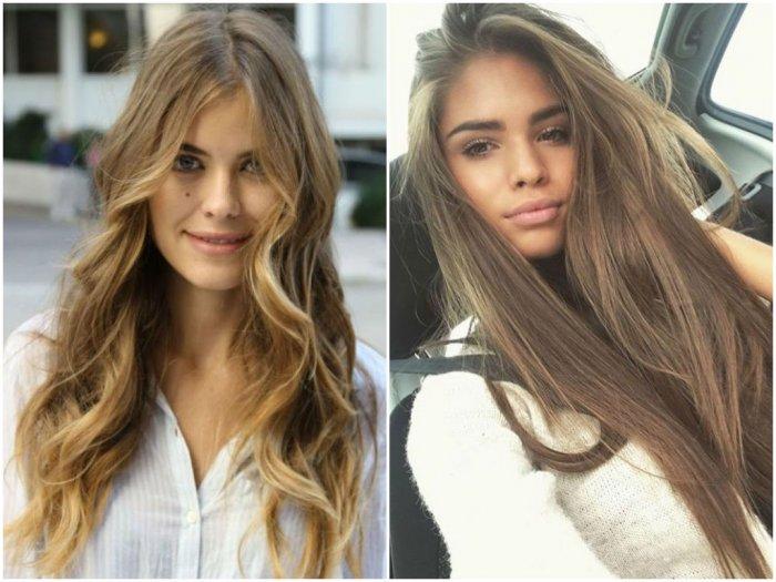 Как сделать русые волосы красивее 113