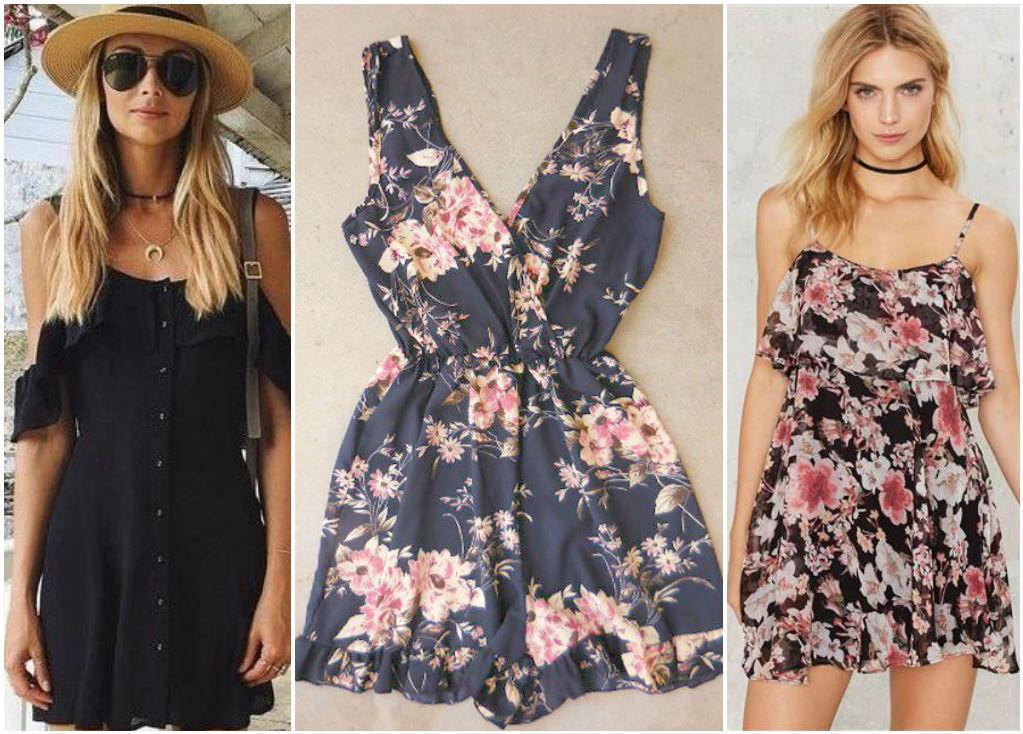 Модные платья и сарафаны весна – лето 2019  29acd16967302