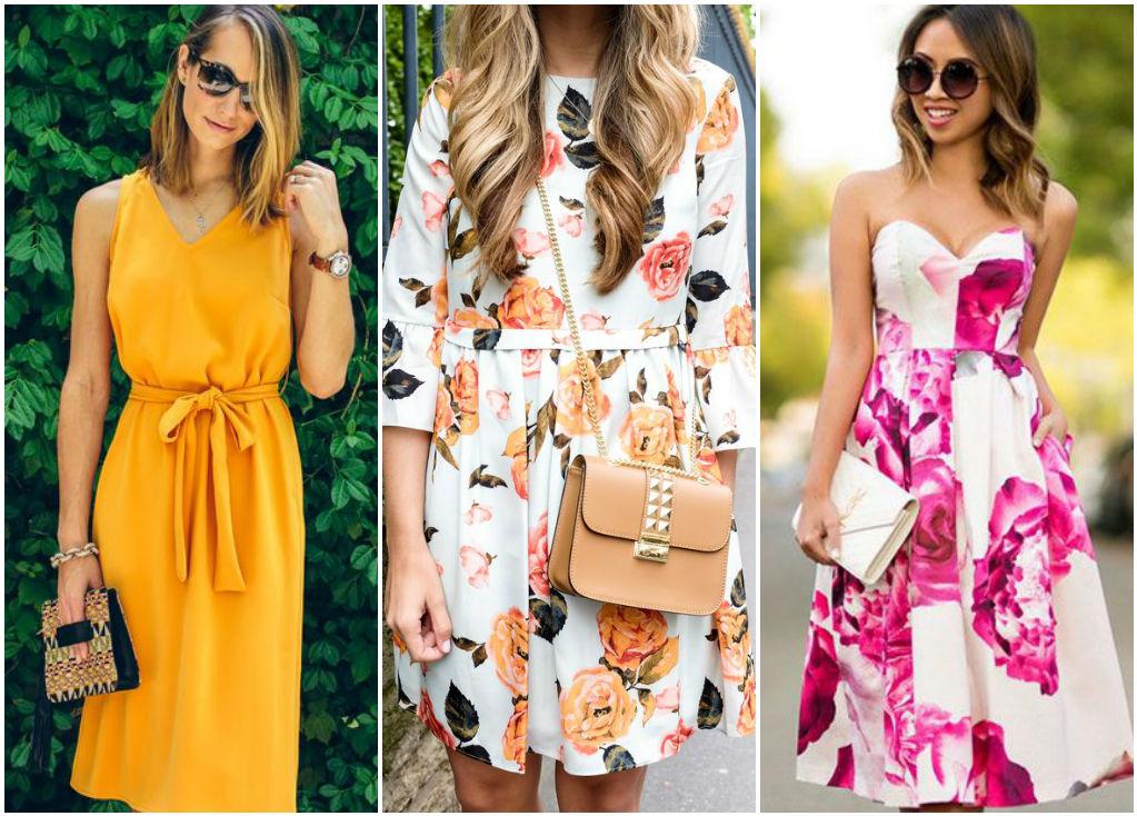 8cc54e2d831 Модные платья и сарафаны весна – лето 2019