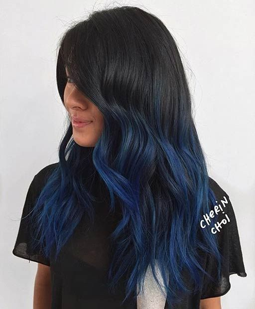 Black hair color ideas tumblr