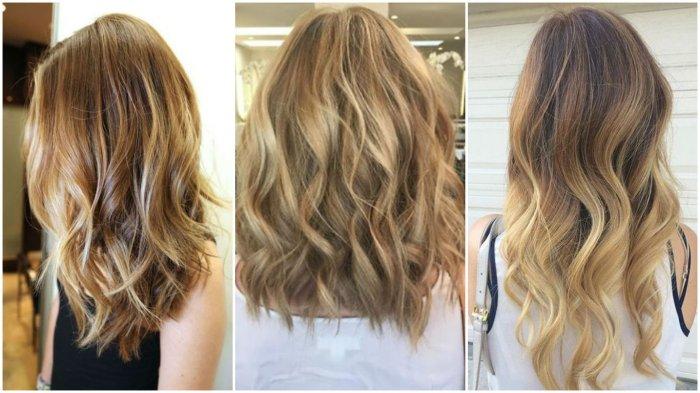 Мелирование волос: фото идеи
