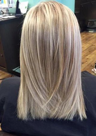 Как самой сделать светлые пряди на волосах
