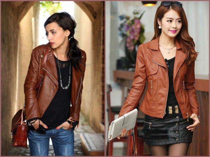 4e8e8681cd3 Модные женские куртки осень 2018 – весна 2019