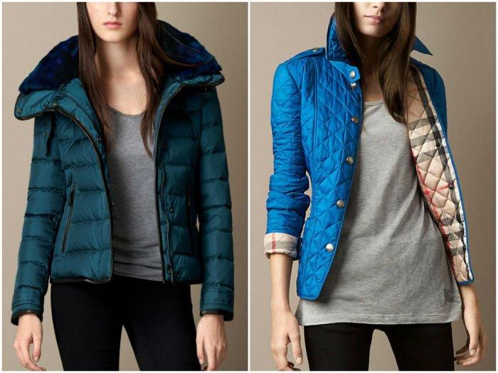 ec29f4b7e84 Стеганные утепленные приталенные женские курточки для осени и весны –  супермодный тренд. Несколько заманчивых люксовых моделей
