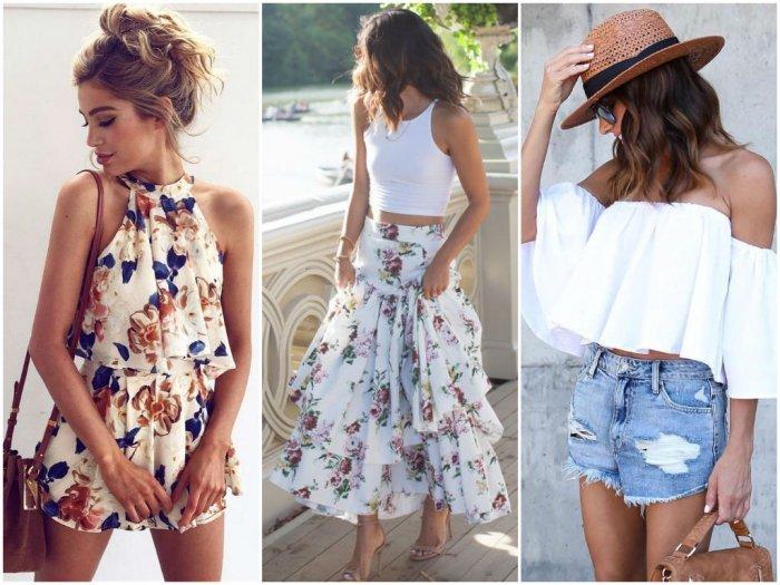 Лето 2019: модные тенденции в одежде