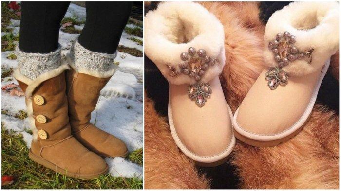 Модная женская обувь осень–зима 2018-2019  Более 150 фото 0d879638c12