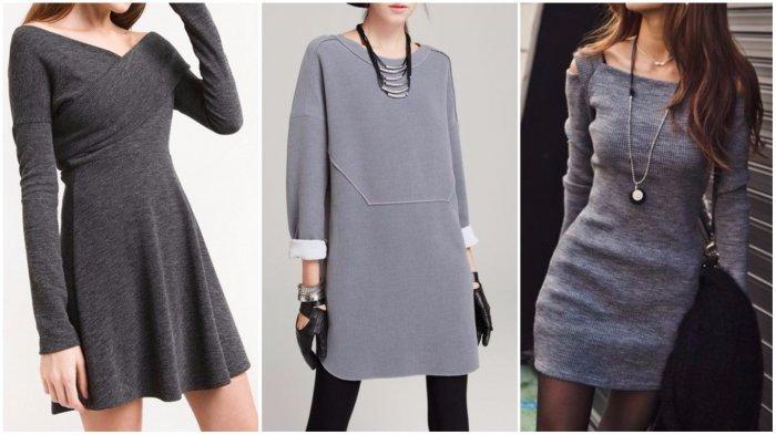 Модные платья осень - зима 2017 - 2018