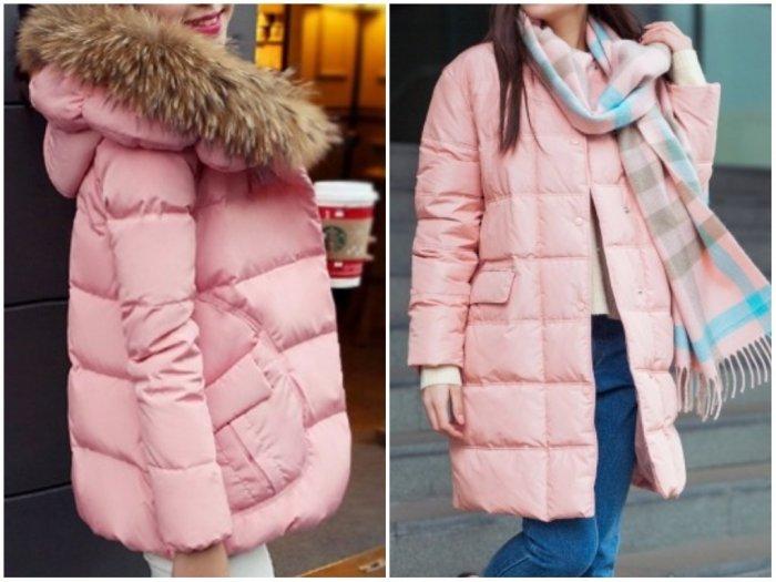 Модные куртки и пуховики зима 2017-2018