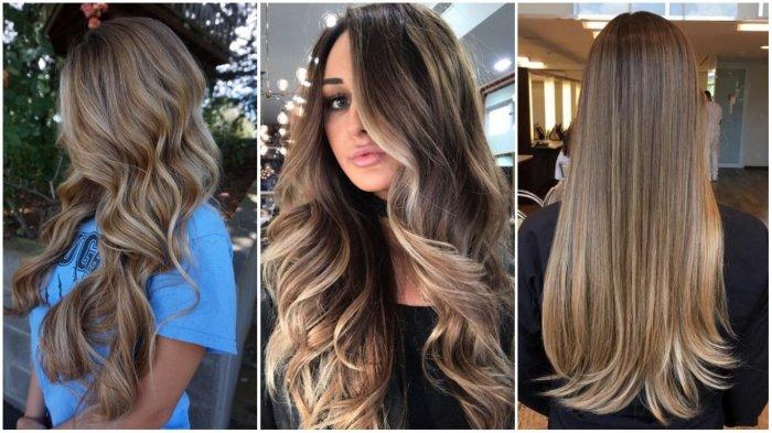 какой самый модный цвет волос в 2018 фото подборка новинок сезона