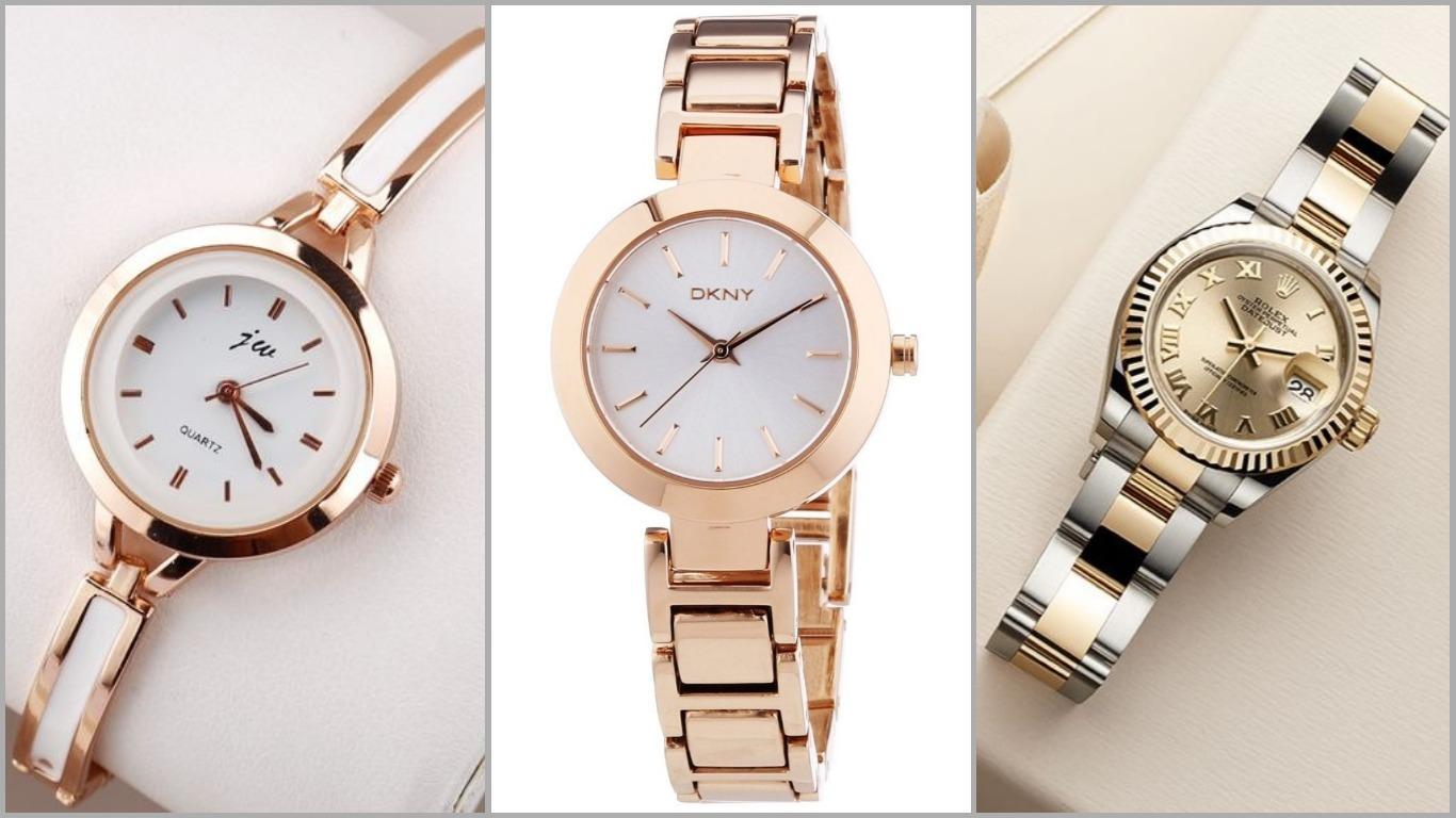 5d3f0c674f21 Модные часы 2018  наручные женские модели   Фото