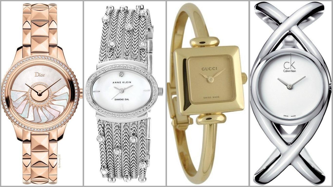 Какие женские часы сейчас в моде 2018 фото