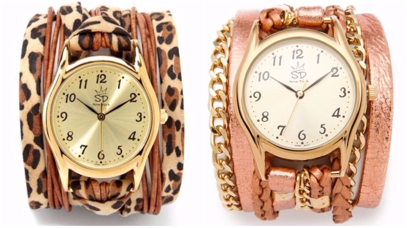 Fashionable watches for women 28