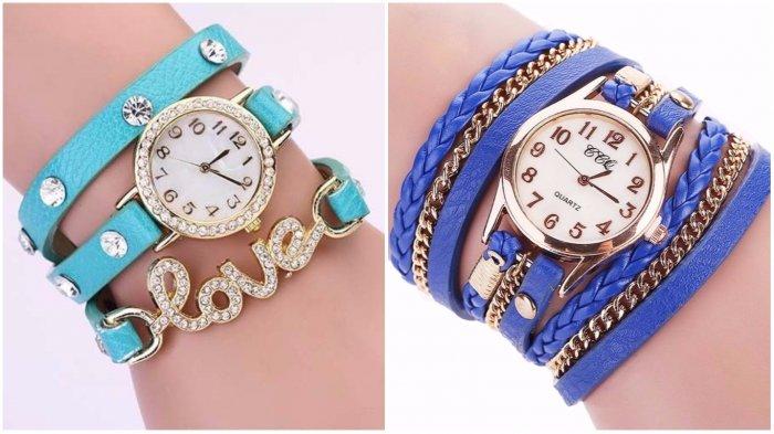 Созданы часы с другими нестандартными решениями, например, наличие длинного ремешка, это способ найти золотую середину между удобством и оригинальным стилем.