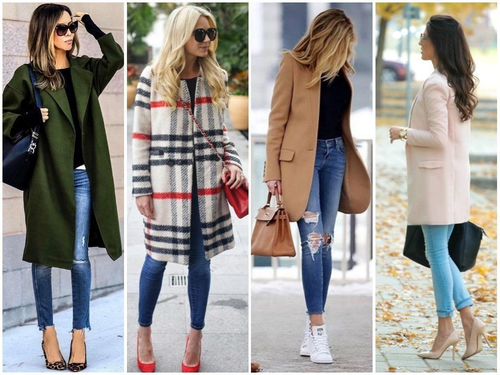 Модный Лук Весна 2018 Верхняя Одежда