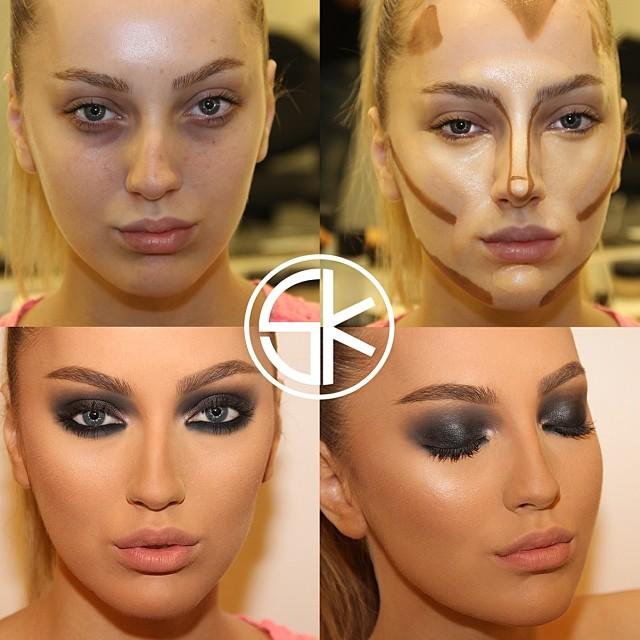 Профисиональный макияж