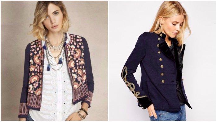 Какие женские пиджаки в моде 2018 фото
