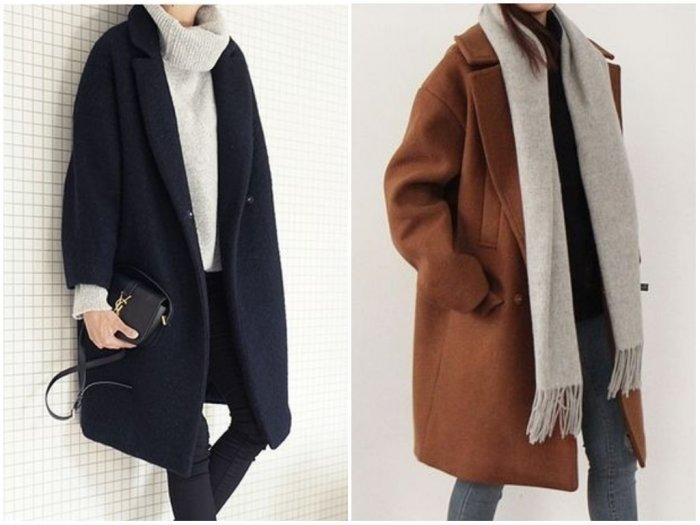 Пальто оверсайз: модные тенденции, фото 2020