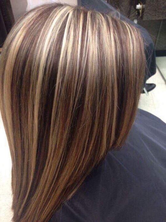 Колорирование волос своими руками 10