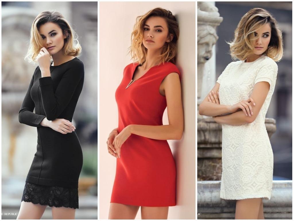 e67f65d562bd Повседневные платья 2019: фото-новинки на каждый день
