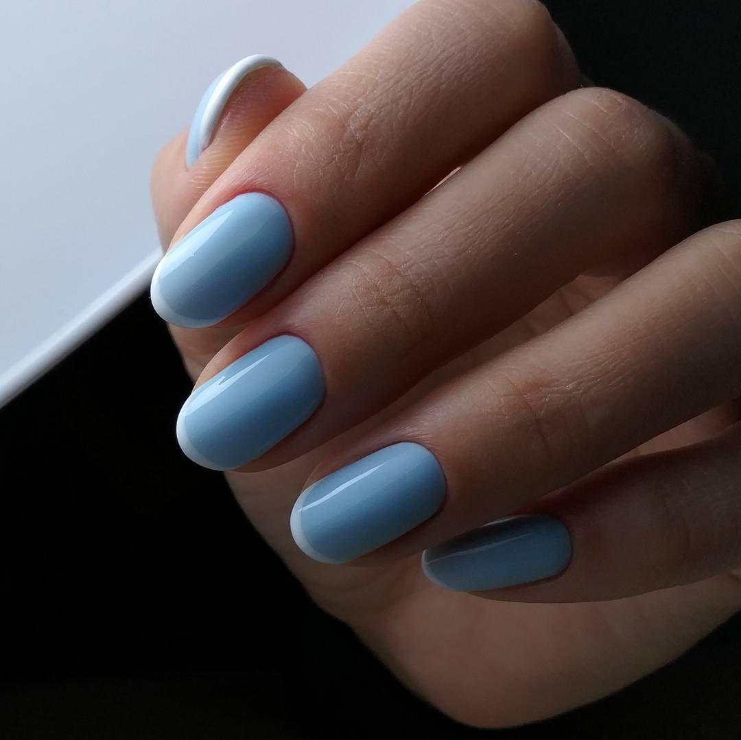Цвет лак для ногтей 2018 фото