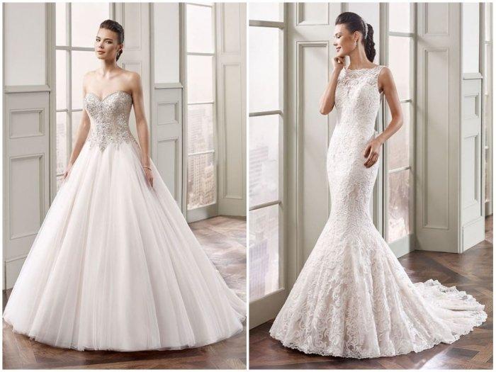 Модные свадебные платья 2020: тенденции, фото