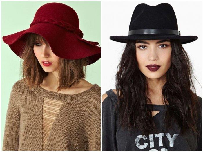 Женские шляпы осень-зима 2018-2019: тренды, фото