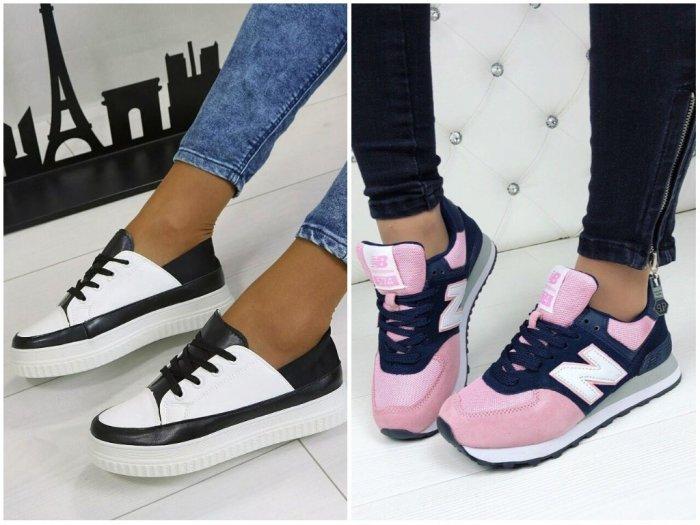 d6d95a46 Модные женские кроссовки и кеды 2019: тенденции, тренды, фото