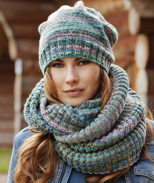 Модные снуды: как выбрать и носить