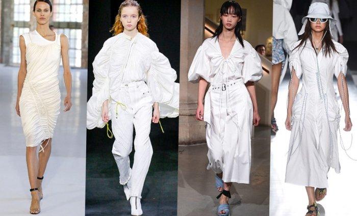 Мода весна лето 2019: тенденции ,фото