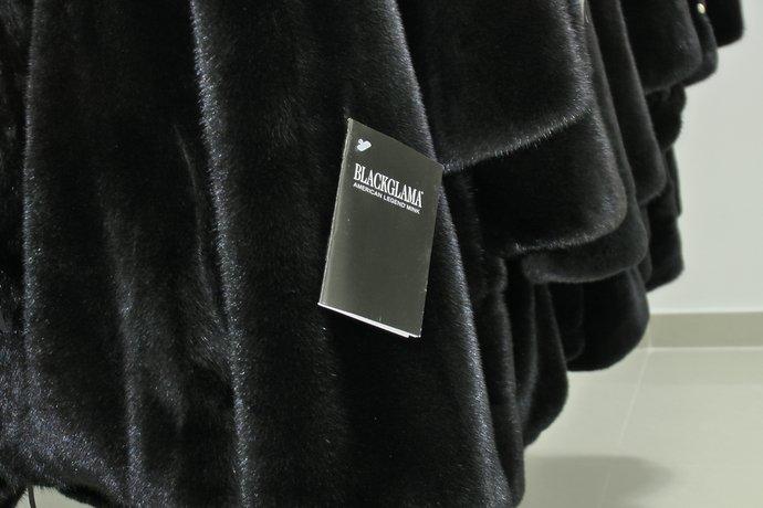 Шубы из норки BLACKGLAMA и NAFA - отличия брендовой продукции